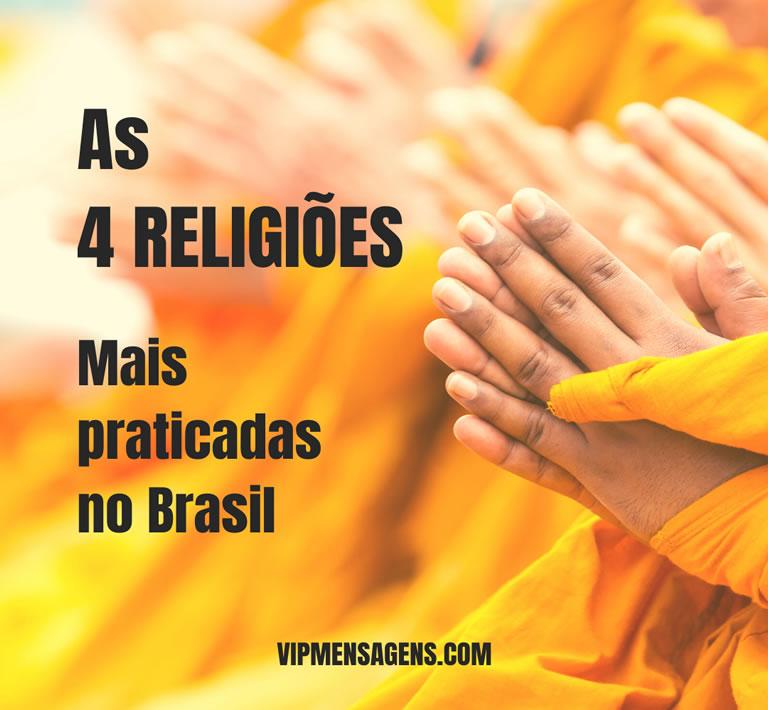Pessoas rezando